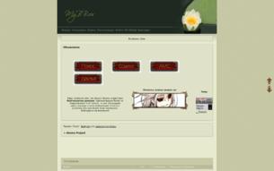 Скриншот сайта Akuma project