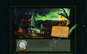 Скриншот сайта Чароплётовы лапти