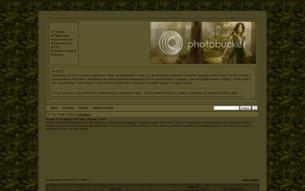 Скриншот сайта Менэсс - город Эльфов