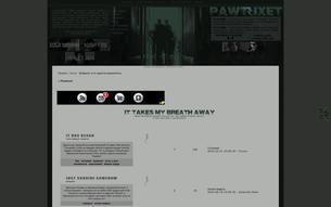 Скриншот сайта Pawtuxet