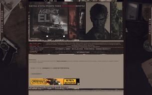 Скриншот сайта ELM Agency