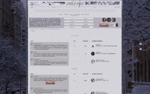 Скриншот сайта Euterpe