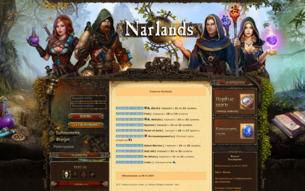 Narlands - браузерная онлайн игра