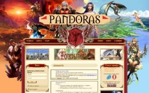 Pandoras - мир раздора
