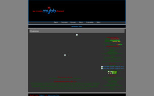 Скриншот сайта South Park: bigger, longer & uncut