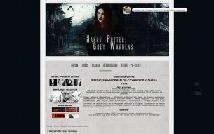 Harry Potter: grey wardens