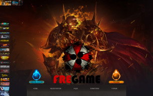 Скриншот сайта Lineage 2 High Five P5
